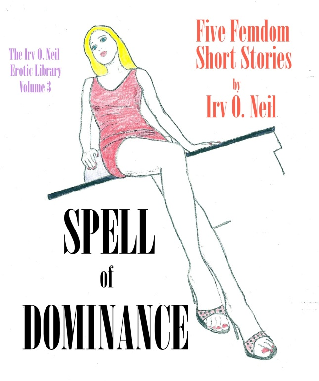 FemdomErotica-SPELL-DOMINANCE-Cover