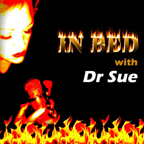Dr Sue is an insightful interviewer and the fans call in with some provocative questions!