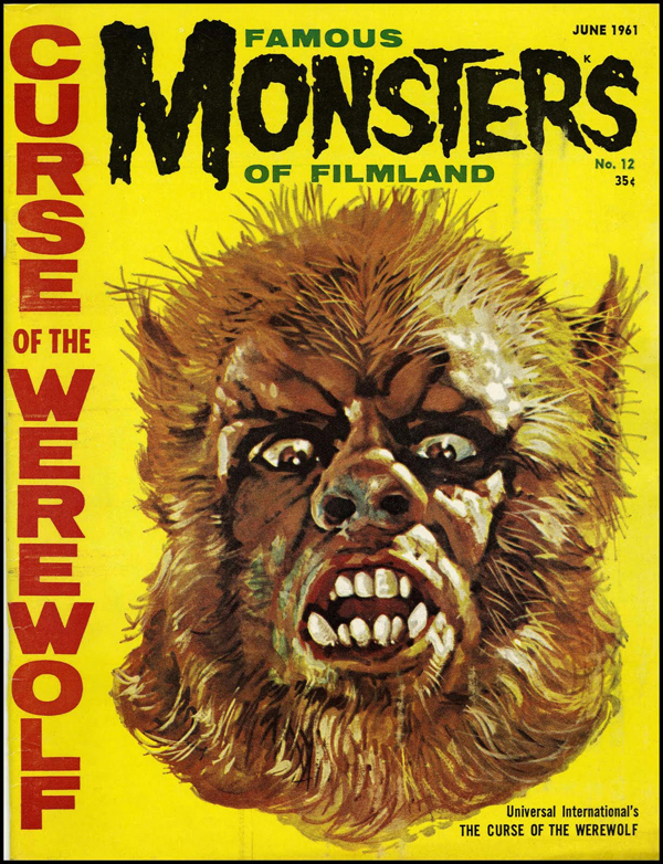 Many parents of that era found covers like this rather disturbing! But kids loved them.