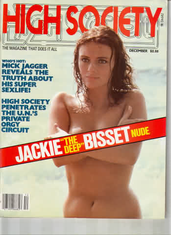 Jackie Bisset was the object of many a horny conversation!