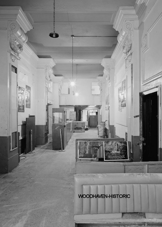 Many times from 1969-1972 I walked thru this very lobby toward the bliss of softcore sinema!