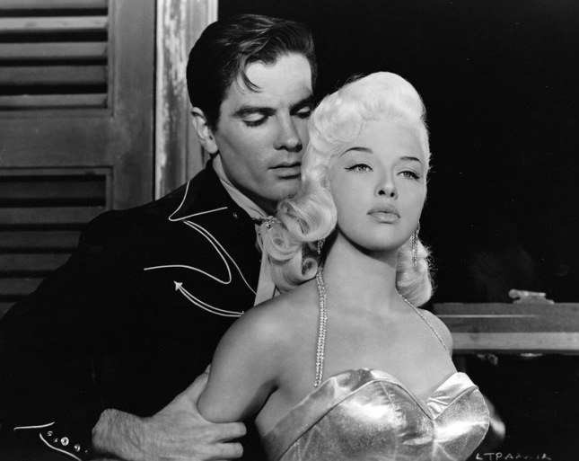 DianaDors withTomTryon