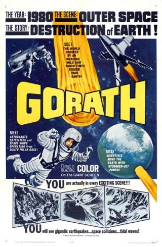 Gorath-Japanese SciFi1962