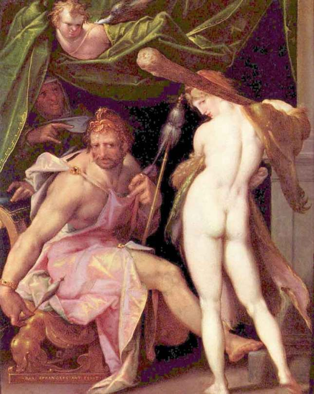 Crossdressed Hercules