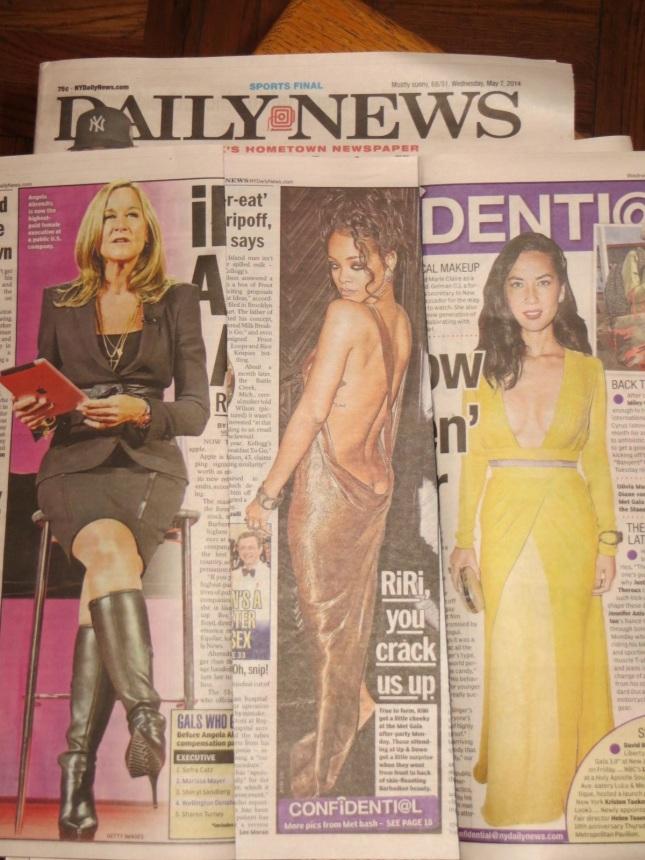 Quite a torrid trio of evocatively erotic images!