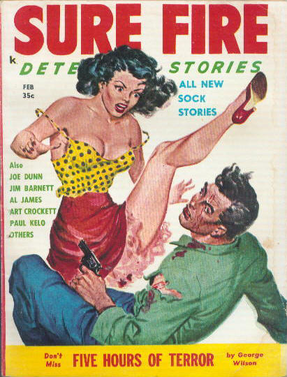 SUREFIRE Detective Feb1958