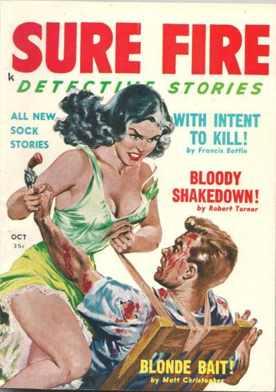 SUREFIRE Detective Oct1957