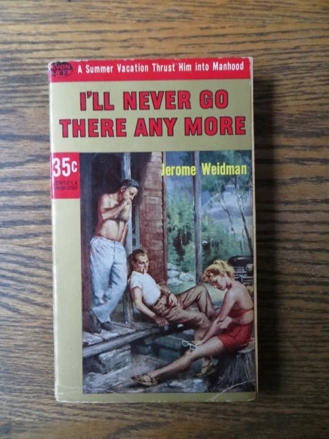 A short section of this novel provided the basis for the great 1949 film noir House of Strangers.