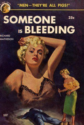 SomeoneIsBleeding-Matheson