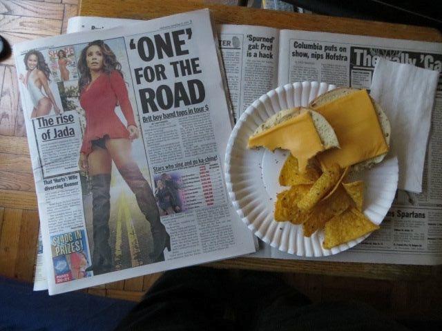 Sandwich &DailyNews