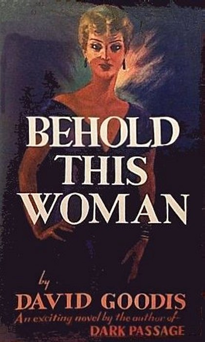 This is the cover of the original hardcover version. What a vixen!!