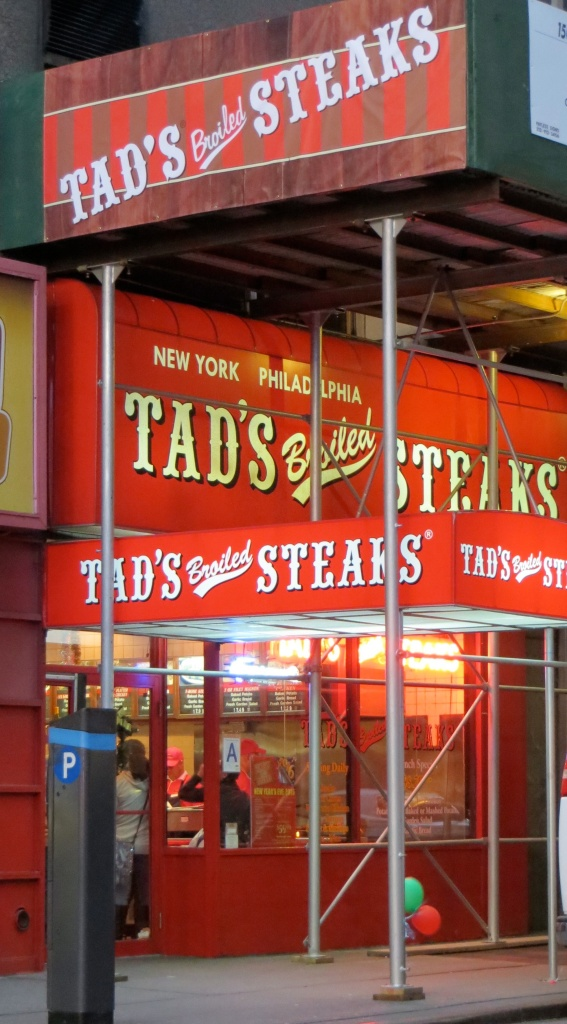 Tads Steaks-50thSt-2015