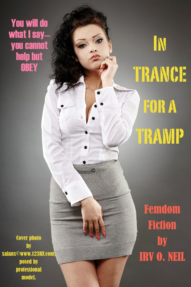 TranceTramp PublicityCover