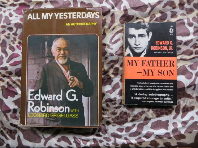 It was fascinating to read two sides of much of the same story: father and son autobiographies.